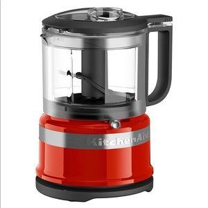 👩🏻🍳KitchenAid 3.5 Cup Mini Food Processor NIB